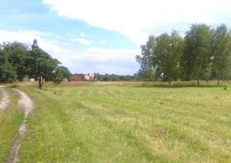 działka na sprzedaż - Brzeg Dolny (gw), Jodłowice