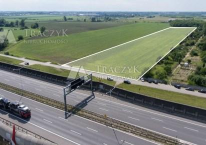 działka na sprzedaż - Wrocław, Fabryczna, Muchobór Wielki